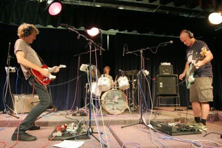 Roger Klug Power Trio, Live On WNKU, Sep. 20
