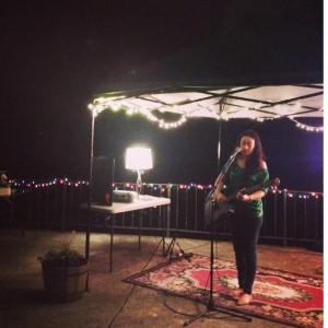 Mieka Pauley, Jason Arbenz – House Concert 9/20/14