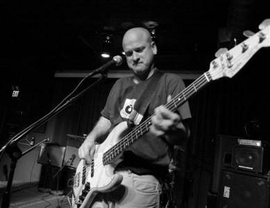 Greg Tudor Bass Guitar